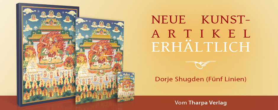 Dorje Shugden 5 Linien