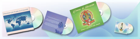 Editorial Tharpa - Oraciones en audio - CD