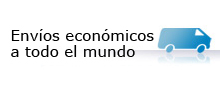 Env&iacute;os econ&oacute;micos a todo el mundo