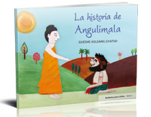 La historia de Angullimala