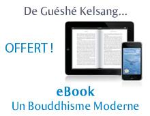 Un Bouddhisme moderne - Ebook offert par Guéshe Kelsang Gyatso