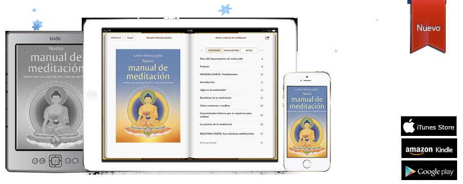 eBook Nuevo manual de meditación