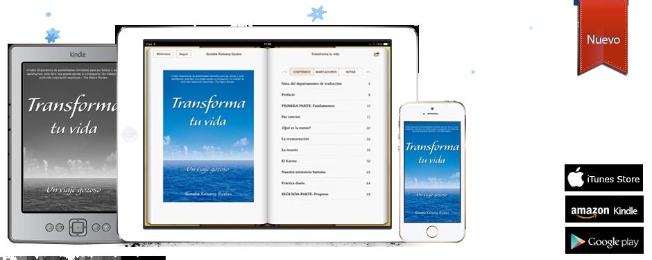 eBook Transforma tu vida