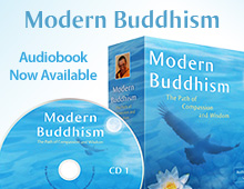 Modern Buddhism Audiobook - Now Available