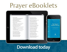 Prayer eBooklets now available - Download today