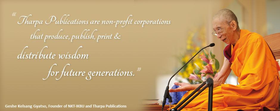 Tharpa International Home Page