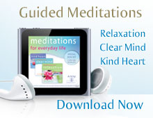 Living Meditation Series - Guided Audio Meditations