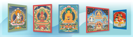 Tharpa Publications Art by Subject Buddhas