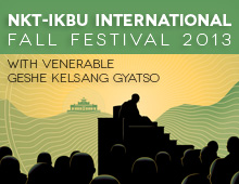 NKT-IKBU International Fall Festival 2013