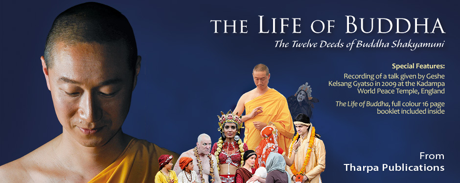 The Life of Buddha - DVD