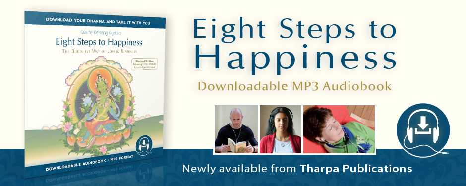 Eight Steps to Happiness Downloadable MP3 Audiobook