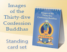 Images of the Thirty-five Confession Buddhas
